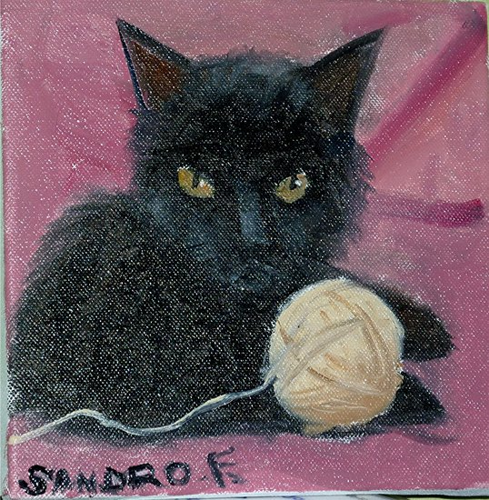 芸術作品 >> Falletta Sandro >> CHAT YOYO