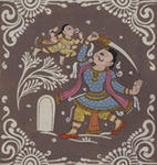 Classical Indian Art Gallery - KAMSA-S 試み SLAY TO マーヤー