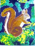 Marie Christine Legeay - SQUIRREL