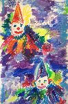 July Singer - -Clowns -